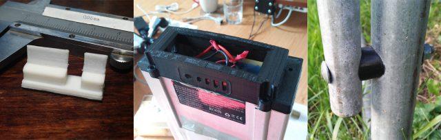 Sedačky do vagónu model. železnice | náhradní kryt baterie elektrokola | vymezovací podložka zahradní trampolíny