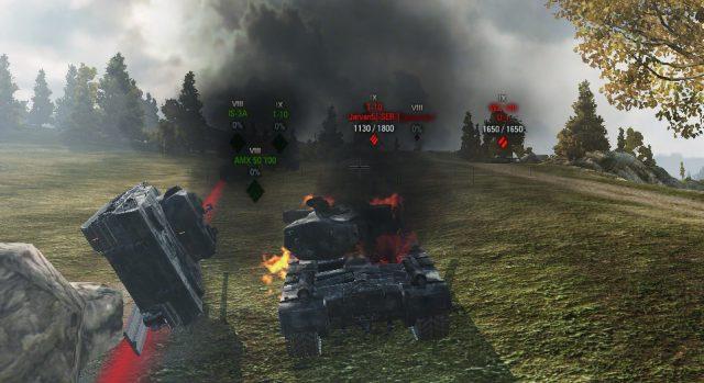 Nejhorší možný matchmaking - bitva stanky o2 úrovně výš. Přitom T29 není žádné ořezávátko, ale sovětské tanky jsou postrachem iostatním tankům na stejné úrovni. Je čas vypnout hru ajít dělat něco zábavnějšího.