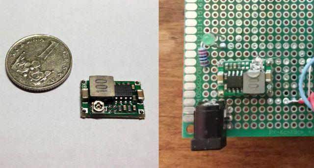 DC-DC měnič mini360