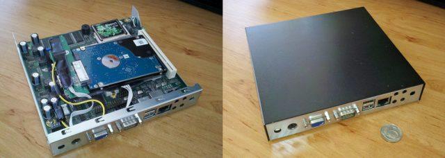 """Síťový disk """"vyrob si sám"""""""